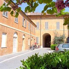 Palazzo Galletti Abbiosi, Ravenna, Italy