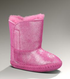 Infants I Cassie Glitter By UGG Australia - kinda of falling in love with these..