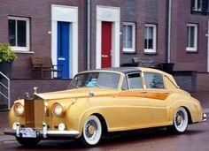 1961 RR Silver Cloud II