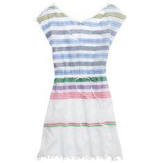 Aerie Fringe Dress