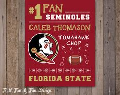 Hey, I found this really awesome Etsy listing at https://www.etsy.com/listing/202540761/florida-state-seminoles-team-sign