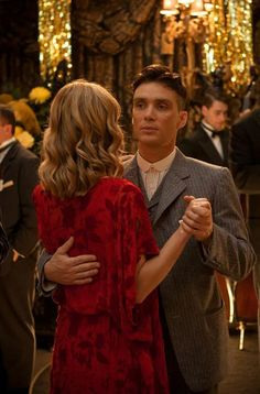 Peaky Blinders. Tommy & Grace. They don't even know they are going to fall in love...