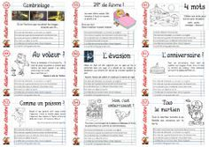 PROJET ATELIERS ECRITURE School Life, School Days, Cycle 3, French Resources, Teaching French, Daily 5, Literacy, Homeschool, Classroom