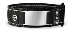 Perfect for cyclists, rowers and long distance runners. Id bracelet made for the outdoor exercise enthusiast.