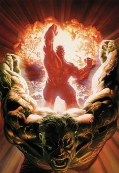 Hulk | Alex Ross  #marvelcomics #marvel