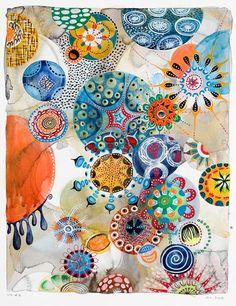 Watercolors | by Melinda Hackett