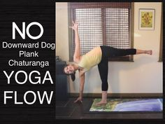 Yoga Upload with Maris Aylward - This is a yoga flow class WITHOUT Downward Facing Dog, Plank, and Chaturanga. This wrist-free, hands-free yoga flow practice...