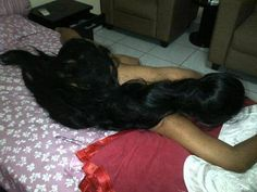 adore-long-hair: woaaah - would love to her in my bed ! Long Indian Hair, Tamil Girls, Hair Cover, Long Black Hair, Super Long Hair, Asian Hair, Beautiful Long Hair, Indian Hairstyles, Hair Lengths