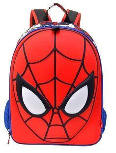 Disney Store Spider-Man 3D Backpack for Kids #DisneyStore #Backpack