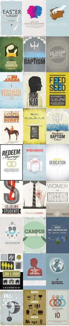 SOJOURN CHURCH design 2011 — Bryan Patrick Todd