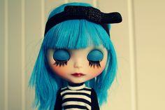 bloo is blue by camillaeatfiftyeggs, via Flickr