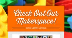S'more Newsletter to curate and advertise digital makerspace resources