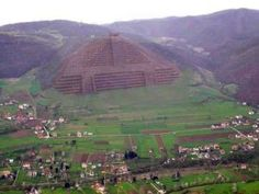 Pyramids of Bosnia pyramid of the moon - Google Search