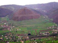 Pyramids of Bosnia pyramid of the moon - Google Search