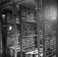 The Old  Public Library of Cincinnati, Ohio, USA