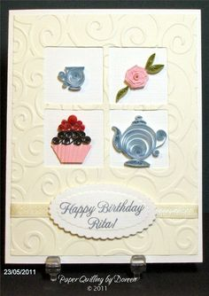 Creative Paper Quilling by Doreen