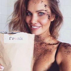 Let's be frank...I love Frank coffee scrubs!