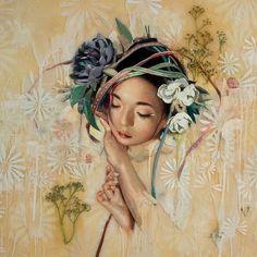 Soey Milk artista pittura figurativa sud coreana