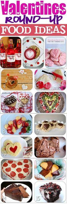 The jackpot of Valentine food inspiration!  #vday #valentine #datingdivas www.TheDatingDivas.com