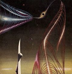 Richard Powers - Far and Away, 1955.