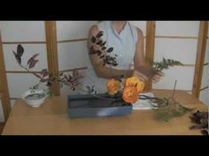 ikebana flower arrangement pictures - Bing Videos