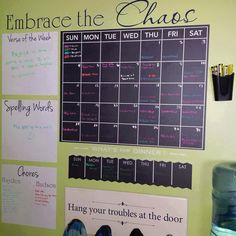 With Uppercase Living you can tackle back to school like a pro! Kimberly.uppercaseliving.net  #ulvinyl #uppercaseliving #bts #embracethechaos #backtoschool
