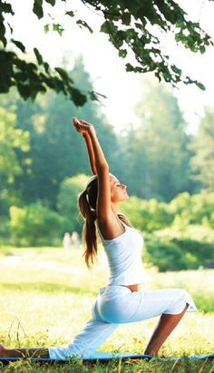Yoga For Equestrians - definitely very beneficial, as is Pilates and other cross-training. Essential for every rider. www.everythingequines.com