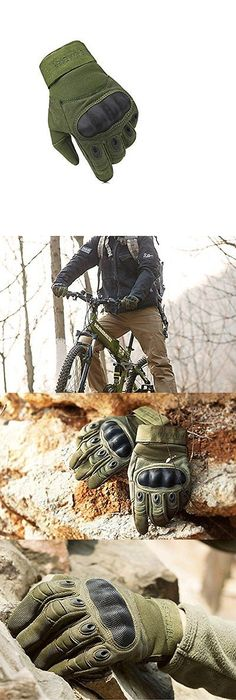 Tactical Gloves 177898: Free Soldier Outdoor Men Military Hard Knuckle Full Finger Glove Tactical Arm... -> BUY IT NOW ONLY: $116.68 on eBay!