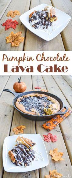 Pumpkin Chocolate La