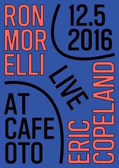 RA: LSC: Ron Morelli Live, Eric Copeland Live, Not Waving DJ at Cafe OTO, London
