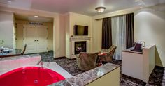 Honeymoon Suite Living Room