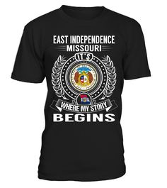 East Independence, Missouri  Independence Day T-shirts