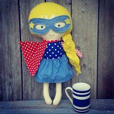 Hello coffee! I've been dreaming you all night long! #lalobastudio #etsy #coffee #cafe #dream #supergirl #superhero #superwoman #wonderwoman #doll #toy #kids #children #nurserydecor #empowering #sewingforkids #sew #nähen #nähenfürkinder #kaffee #kaffeepause #kinder #quilting #quilt #craft #handmade