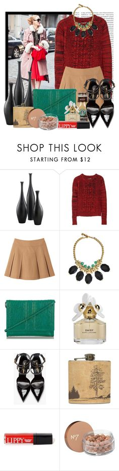 """Untitled #188"" by netty ❤ liked on Polyvore featuring Oris, Aubin & Wills, Uniqlo, Ela Stone, Brahmin, Marc Jacobs, Yves Saint Laurent, Butter London and Boots No7"