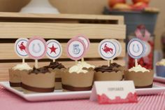 Fabulous Features by Anders Ruff Custom Designs: {Featured Parties} A Western Cowboy Party from Sydney Australia! (A Little Polkadot)