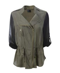 Gina Tricot - Jocey jacket