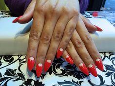 #manikyr #neglforlengelse #negler #gelpolish #manicure #nailextensions #nails #nailsart Manicure, Nails, Gel Polish, Nail Art, Engagement Rings, Nail Bar, Finger Nails, Enagement Rings, Wedding Rings