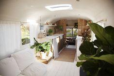 Conversions — Indigo & Olive Diy Camper, Camper Van, Diy Van Conversions, Van Conversion Interior, Best Tiny House, Campervan Interior, Rv Tips, Rv Hacks, Creature Comforts