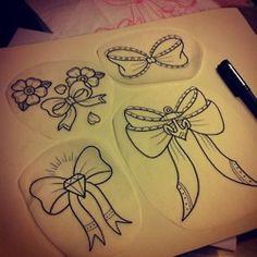 my next set of tattoos