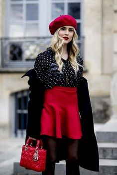Casual Fall Outfits, Winter Outfits, Beret Outfit, Outfits Mujer, Outfits Otoño, Dress Like A Parisian, Louise Clark, Estilo Pin Up, Winter Looks