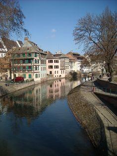 Estrasburgo, una ciudad con mucho encanto