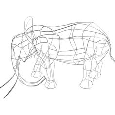 1000 images about 3d wire sculpture on pinterest wire