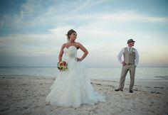 Allure Bridals Style 8862 - Wedding Photography: Arrecife Studio