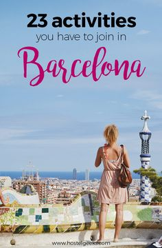 Barcelona has its beach, its mountains, its amazing architecture, and of course plenty of fun things to do.  If you are looking for some fun experiences around the city, here we created a list of things you can do to enjoy the Mediterranean pearl.  This list covers everything from football, volleyball, ferrari rides, vespa tours, museums, nightlife and ALL the fun things out there.