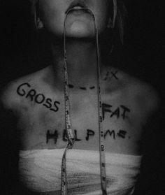 Depicting eating disorders