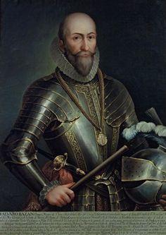 Alvaro de Bazán, marqués de Santa Cruz