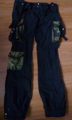 LIP SERVICE Cyber Trooper pants #20-89