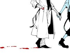 """Come here with us, Dazai-san"" ""Alright alright"" Dazai Bungou Stray Dogs, Stray Dogs Anime, Maou Sama, Scary Art, Dazai Osamu, Anime Manga, Manga Art, Geek, Ships"