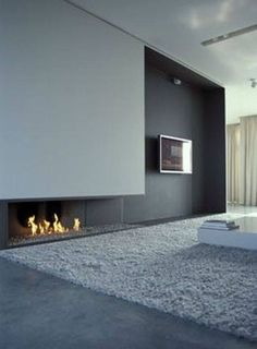 loft fireplaces - Поиск в Google