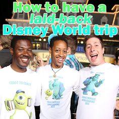 How to have a laid back Disney World trip PREP034 from WDWPrepSchool.com